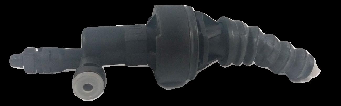 Cilindro Auxiliar de Embreagem marca FLEX - FORD - Transit (09/...) / Ranger 2.5 16V (12/...) - 010474 (FXMT-7800)