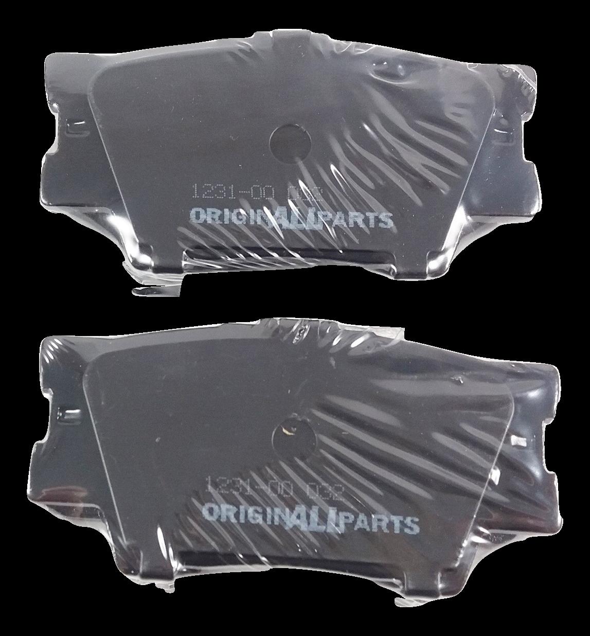 Pastilha de Freio ORIGINALLPARTS - LEXUS ES 350 / TOYOTA Camry / RAV4 - Traseira - OSTA2800