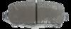 Pastilha de Freio ORIGINALLPARTS - HONDA HR-V - Traseira - OSTA1202