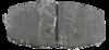 Pastilha de Freio ORIGINALLPARTS - HYUNDAI I30 / KIA Carens /  Cerato - Dianteira - OSDA1300