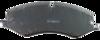 Pastilha de Freio ORIGINALLPARTS - LAND ROVER Discovery / Range Rover - Dianteira - OSDA1707