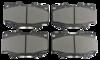 Pastilha de Freio ORIGINALLPARTS - TOYOTA Hilux - Dianteira - OSDA2815