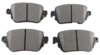 Pastilha de Freio ORIGINALLPARTS - AUDI A1 / Q3 - VOLKSWAGEN Golf - Traseira - OSTA2900
