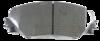 Pastilha de Freio ORIGINALLPARTS - TOYOTA RAV4 - Dianteira - OSDA2820