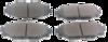 Pastilha de Freio ORIGINALLPARTS - SUBARU Forester / Legacy / Outback - Traseira - OSTA2619