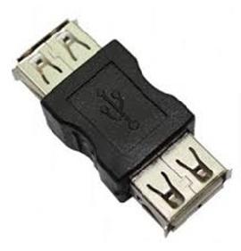 Adaptador USB A-Fêmea - A-Fêmea Tblack - 3.2.39