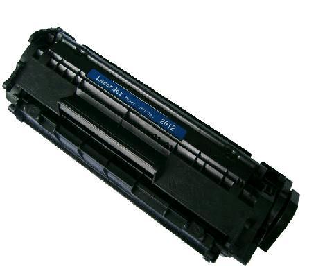 Toner HP 12 Preto Edeltec - Q-2612A