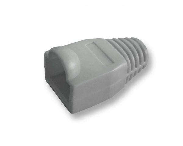 Capa para Conector RJ45 Macho Speedlan Cinza