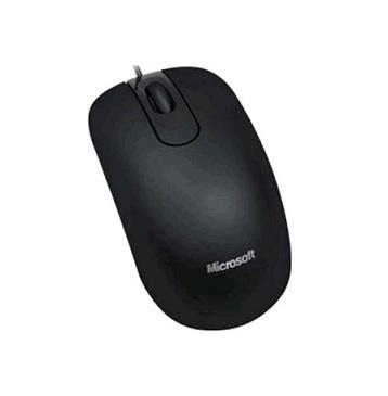 Mouse USB Microsoft Wired 200 35H-00006 1000dpi Preto