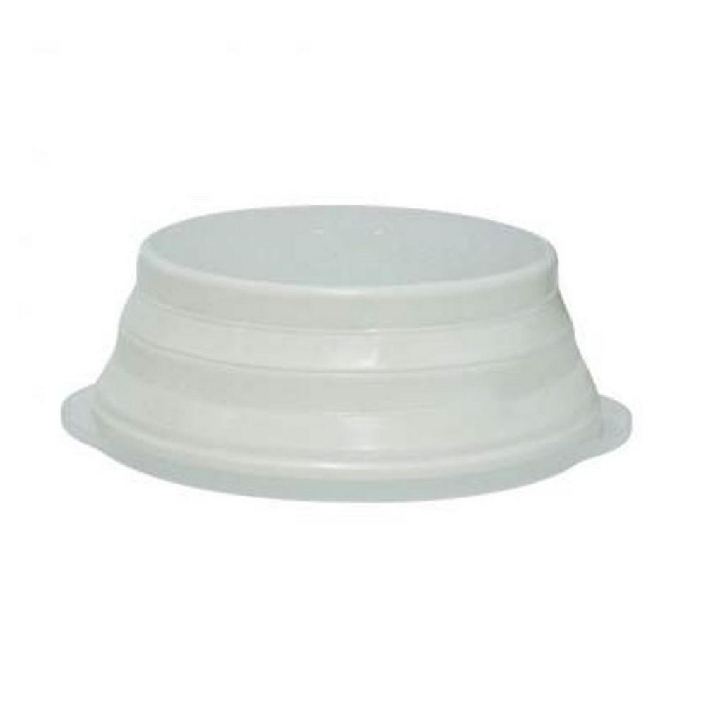 Escorredor Multiuso Plástico Creme Plasútil - 5752