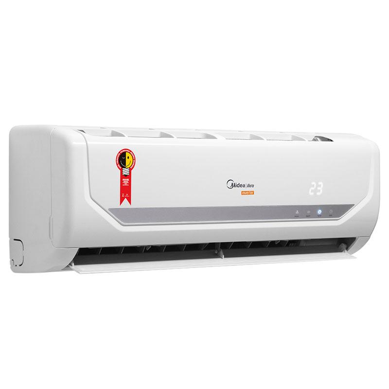 Ar Condicionado Inverter Split 18.000BTU/H Midea 220 Volts - 38VFCA18M5+42VF