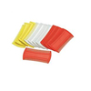 Pente para Piolho de Plástico Sortido Santa Clara - 406 - Pacote com 12 Unidades