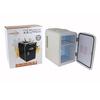 Mini Geladeira Portátil Kx3 12V 4,5 Litros Aquece e Resfria - K1066 - BRANCO