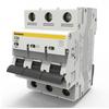 Disjuntor 50 Amperes 3 Polos Curva C Enerbras - DT3-E3C50