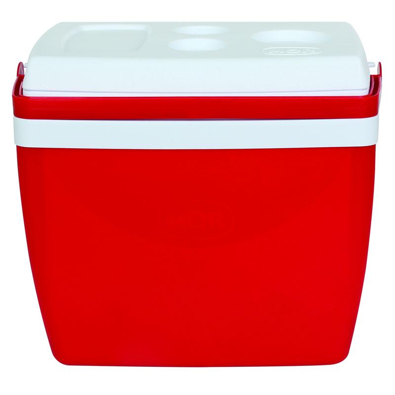 Caixa Térmica 34 Litros Mor Vermelho - 25108162