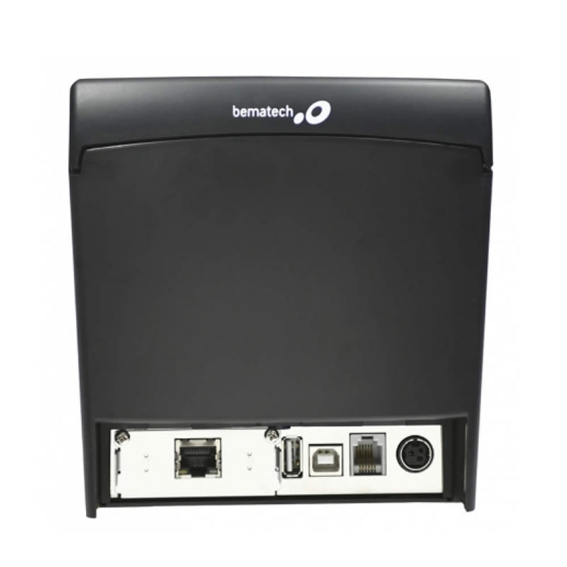 Impressora Térmica Fiscal Bematech MP-4200 TH FI II USB/Ethernet - 101011100/ MP-4200 TH FI I