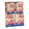 Toalha de Banho e Rosto Rubi Azul Lepper - com 2 Peças