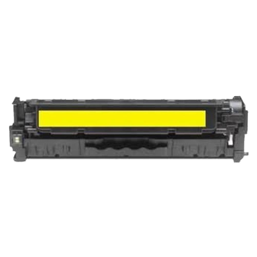 Toner HP CC532/CE412/CF382 Amarelo Edeltec