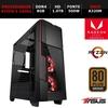"Microcomputador Gamer NTC Vulcano 7005 Ryzen5 2400G Memória 8 GB HD 1.0TB sem Monitor - <span id=""variant-title""> - VULCANO 7005-MT-01 - </span>"