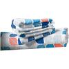 Toalha de Banho 70cmx1,35m Turquesa Lepper - 61236-02