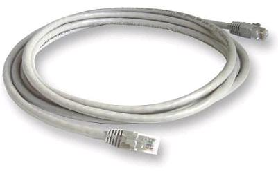 Cabo Patch Cord Cat.6E 2,5M Cinza Pacific Network