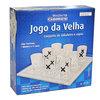 Jogo da Velha com 10 Peças Tabuleiro e Copo de Vidro Dose Western  JV-20 - JV-20