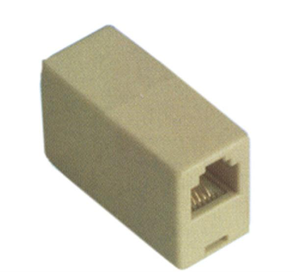 Emenda RJ11 para Rede/Telefone 6x4 Multitoc