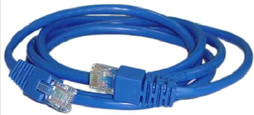 Cabo Patch Cord Cat.5E 1,5M Azul Speedlan - 2.85.226