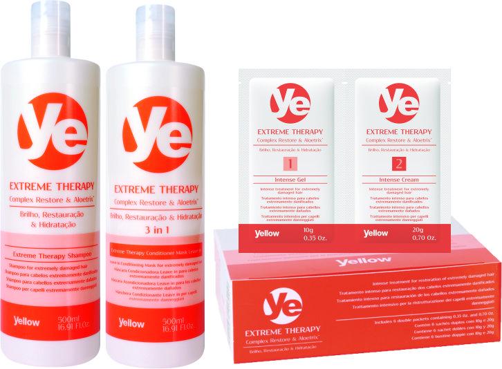 Kit Ye Extreme Therapy (3 Produtos )