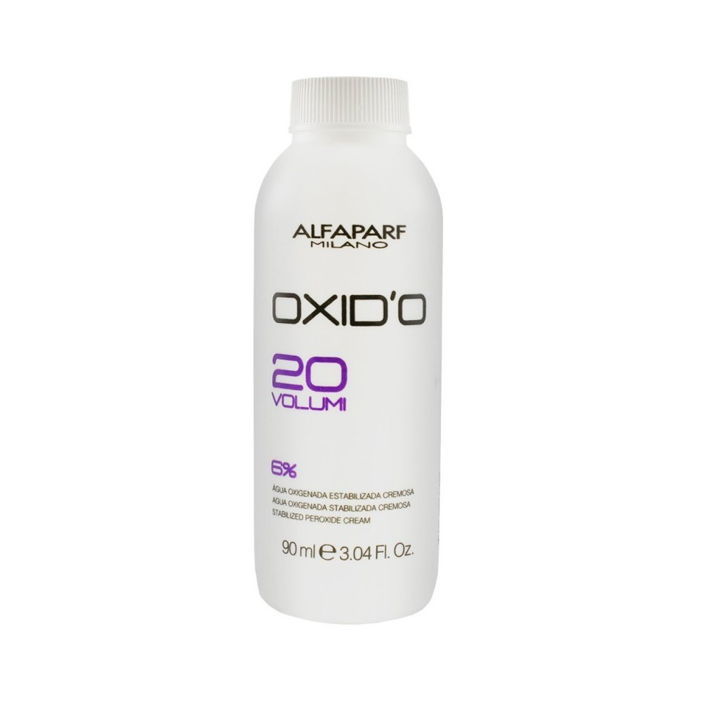 Agua Oxigenada AlfaParf 20 Volumes