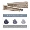 Coloração AlfaParf Evolution Metallic Silver
