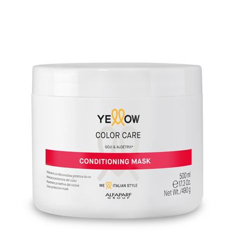 Máscara Yellow Color Care