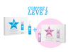 Ampola Ye Star Leave-in Shine Infusion  COMPRE 1 LEVE 2