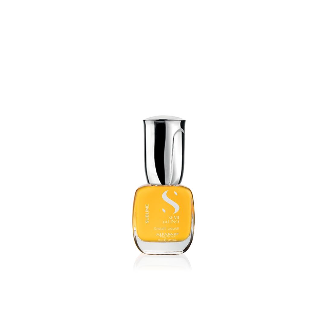 Óleo Cristalli Liquidi Sublime Semi Di Lino AlfaParf