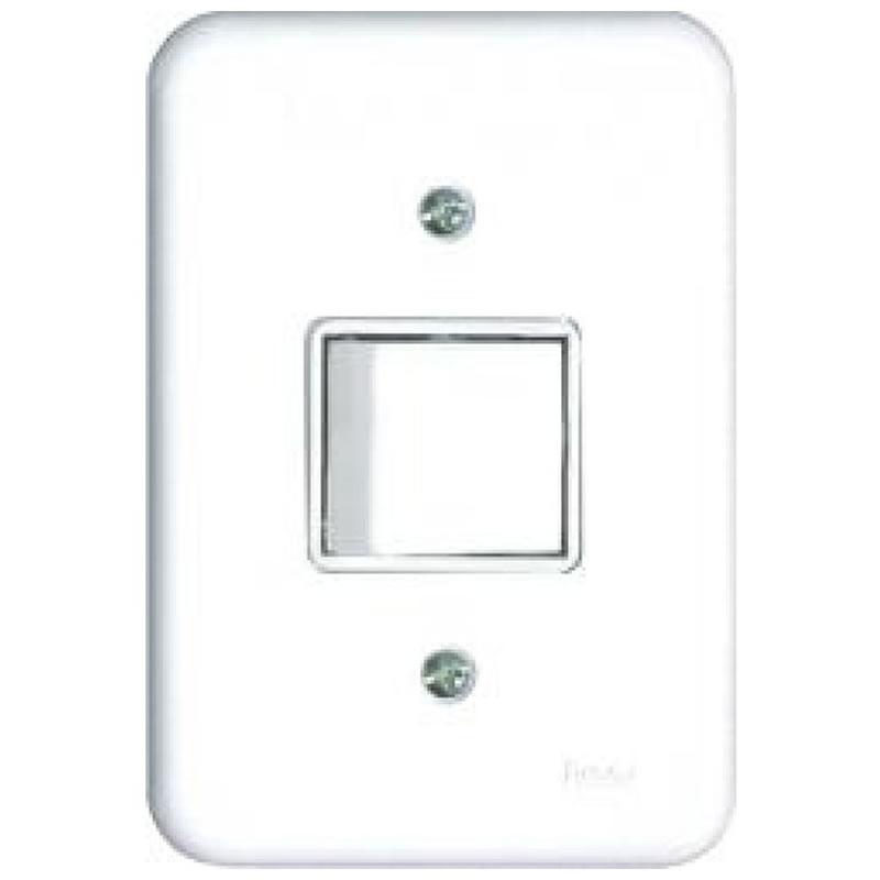 Interruptor Intermediário 10A Walma 2543 com Espelho