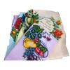 Toalha de Chá Quadrado Guapex 70cm X 70m Colorida