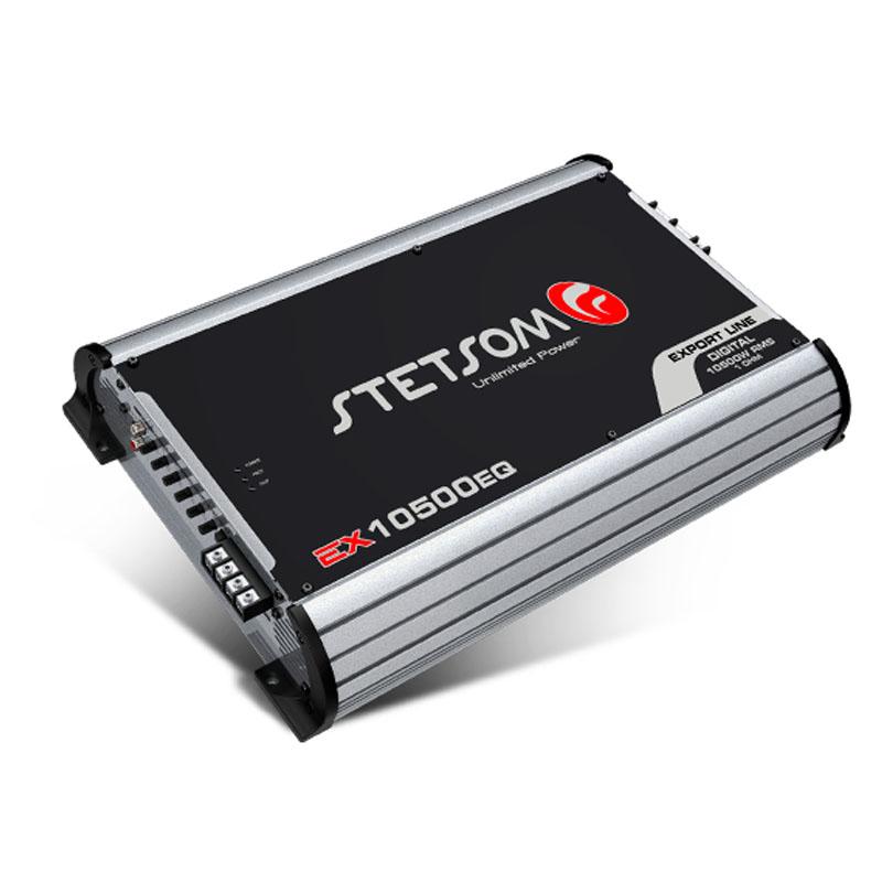 Módulo Amplificador 10500w Rms 1 Canal 1 Ohms Stetsom - EX10500EQ