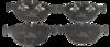 Pastilha de Freio de Cerâmica Blue Friction - BMW X5 (E 70) 4.8 - Dianteira - BF1298-00 - BF1298-00
