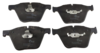 Pastilha de Freio de Cerâmica - BMW Série 5 / Série 7 / X5 / X6  - Dianteira - BF1419-00 - BF1419-00