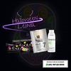Halloween Leonia - Kit: 1 coloração Neon + 1 Sachê BB Bleach 7 tons + 1 Ox 30 vol