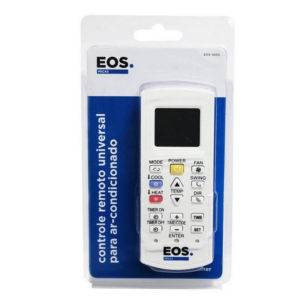 Controle Remoto para Ar Condicionado Universal Eos - EOS-1000 - EOS-1000