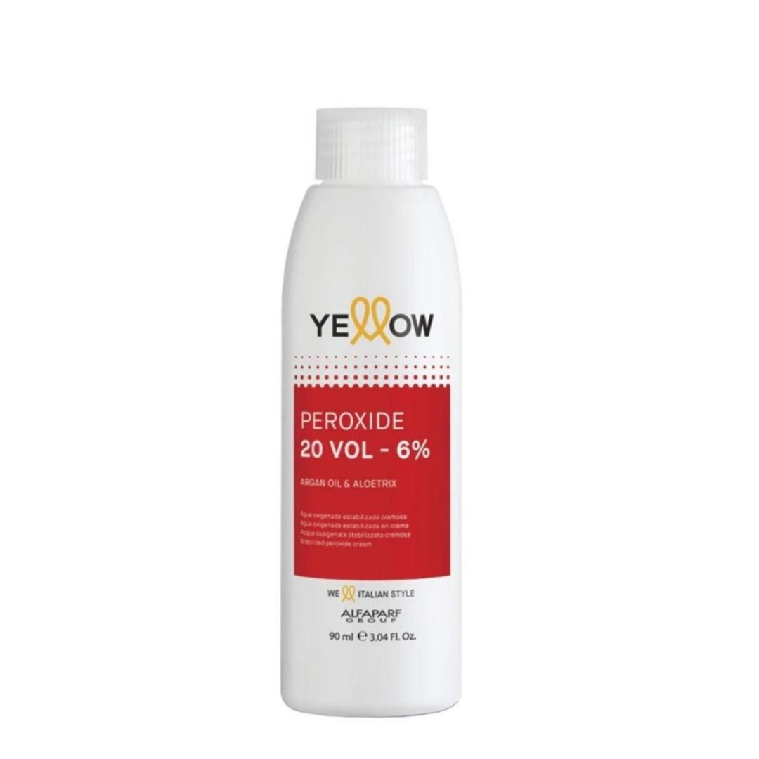 Peroxide - água oxigenada Yellow  20 Volumes