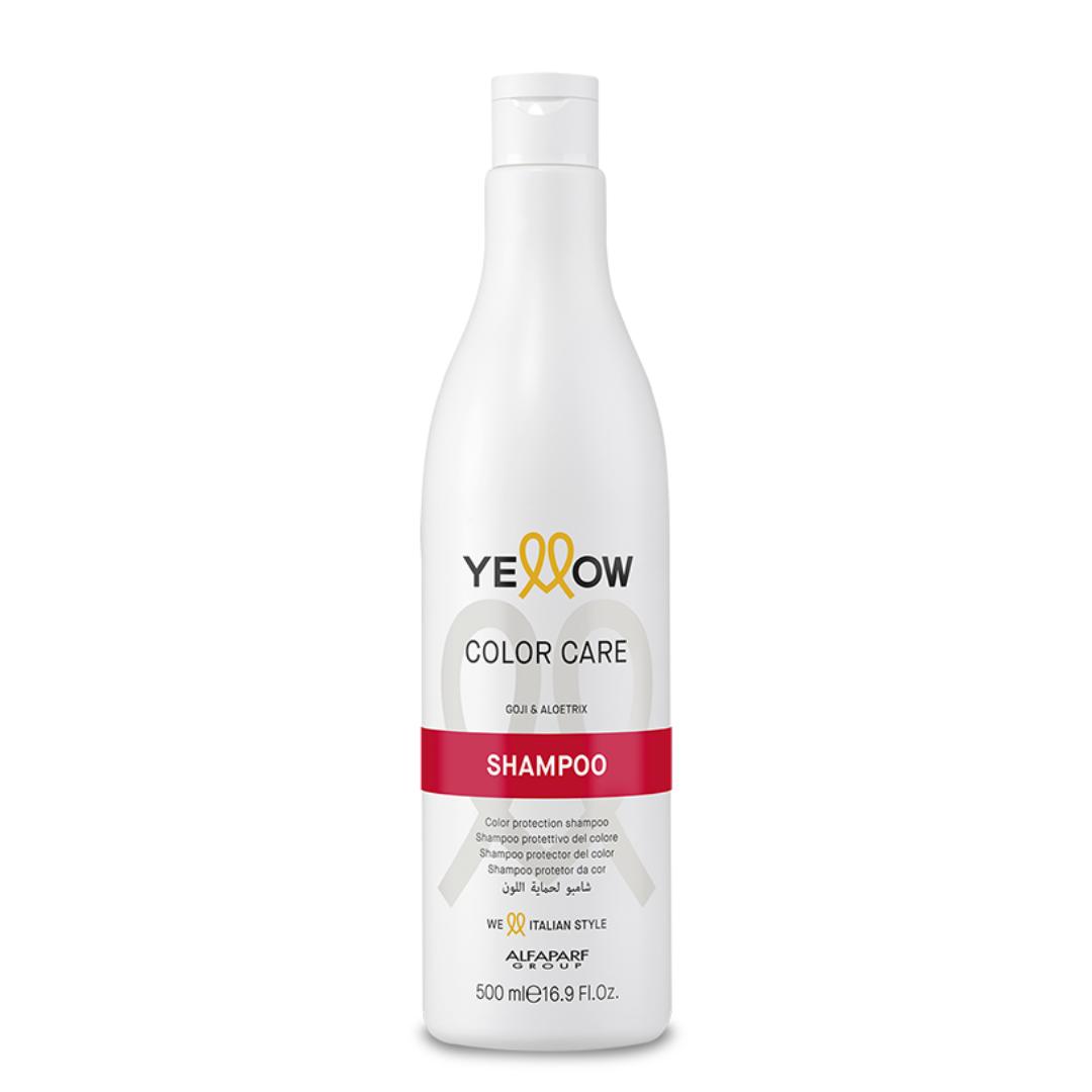 Shampoo Yellow Color Care