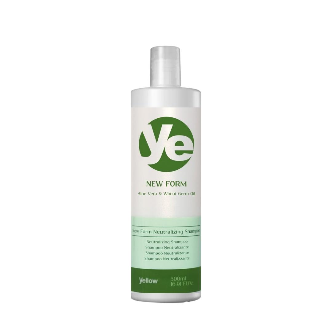 Shampoo Neutralizante Ye New Form