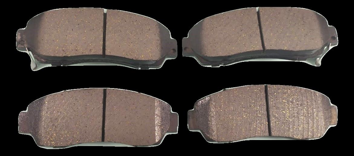 PASTILHA DE FREIO de  Cerâmica FERODO - Honda CR-V / Odissey - Dianteira - HQF2266A