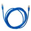 Cabo Patch Cord Cat.6E 3,0M Azul Plus Cable - PC-ETH6E3001