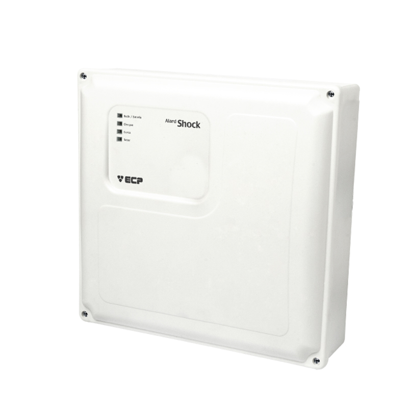 Central de Choque ECP 1 Setor 8000 Volts Control - F107215