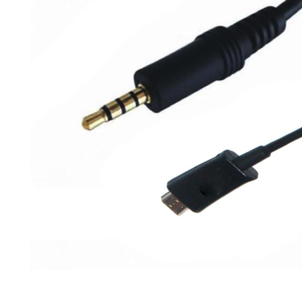 Cabo Tblack P2 Macho Estéreo - Mini USB Macho 20cm Preto 11313