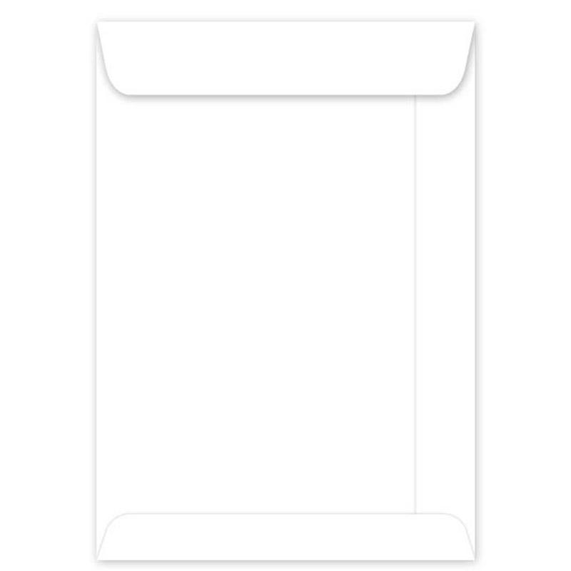 Envelope Branco 110x170mm Tilibra Caixa com 250 Unidades - 210714