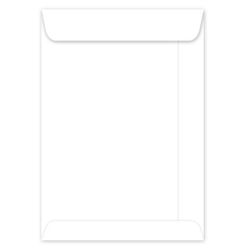 Envelope Branco 125x176mm Tilibra Caixa com 250 Unidades - 212547